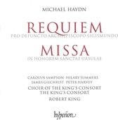 Haydn, M.: Requiem, Missa In Honorem Sanctae
