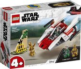 LEGO 4+ Star Wars Rebel A-Wing Starfighter - 75247