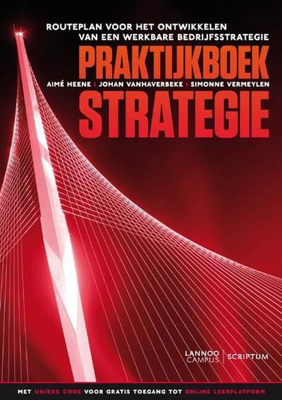 Praktijkboek strategie - Aime Heene  