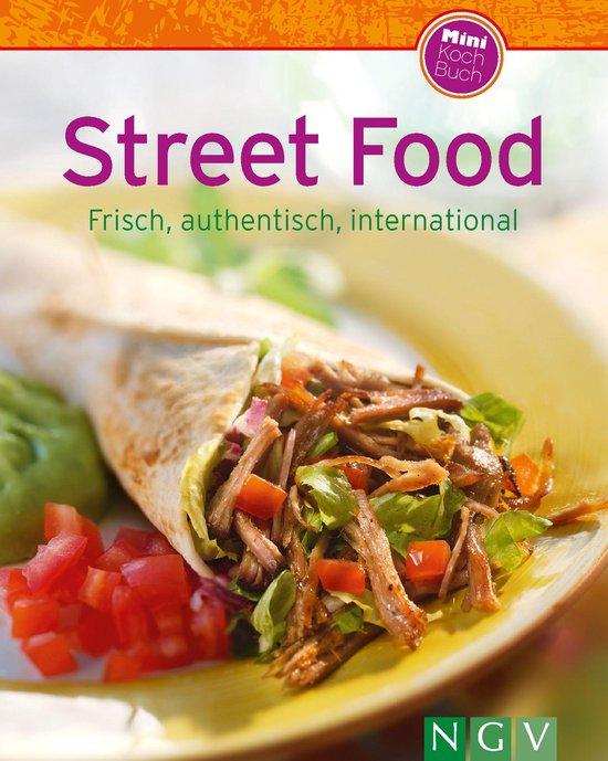 Boek cover Street Food van  (Onbekend)
