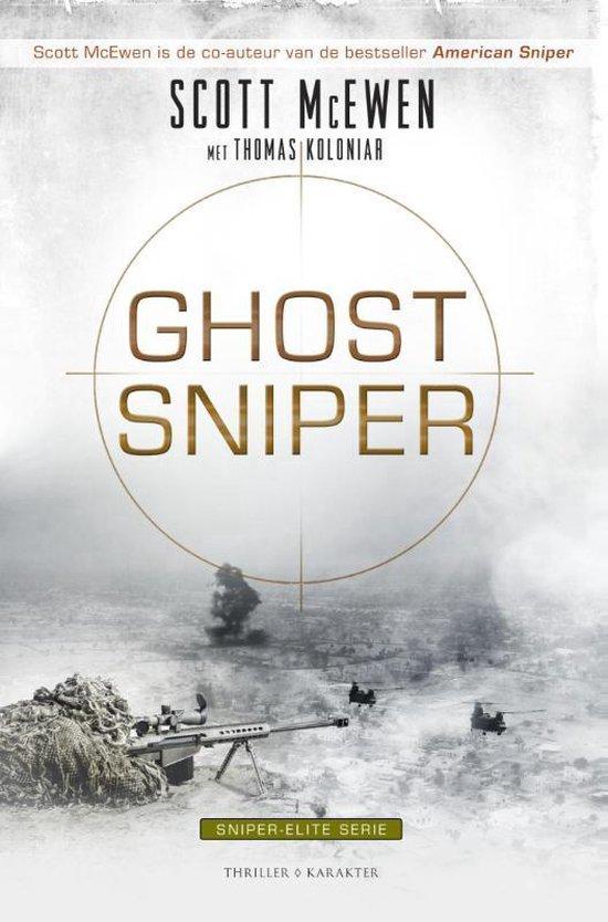 Afbeelding van Sniper Elite-serie - Ghost Sniper