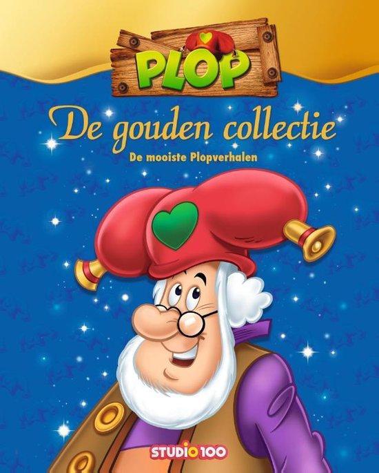 Boek cover Plop : De gouden selectie van Gert Verhulst (Hardcover)