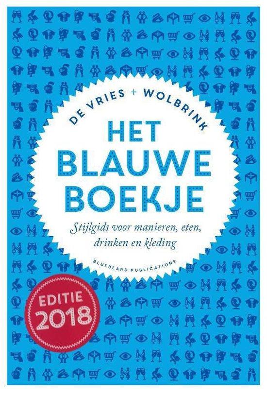 Het Blauwe Boekje - Stefan de Vries