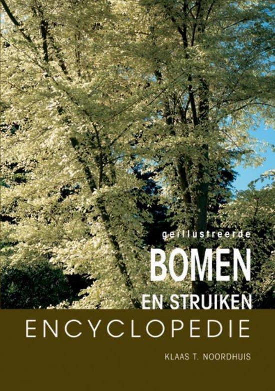 Cover van het boek 'Bomen & struiken encyclopedie'