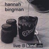 Live @ the Kind Cafe
