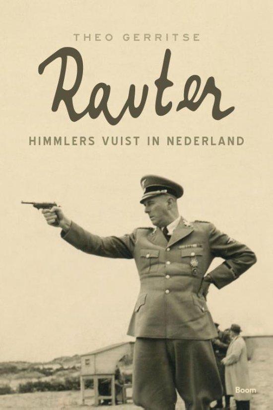 Boek cover Rauter van Theo Gerritse (Paperback)