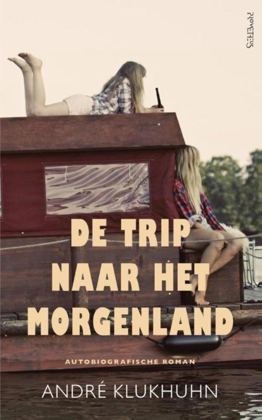 Trip naar het morgenland - André Klukhuhn |
