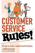 Customer Service Rules!