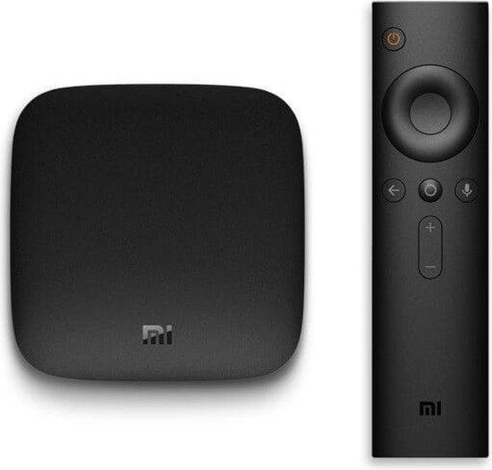 Xiaomi Mi Box 8 GB Wi-Fi Zwart 4K Ultra HD