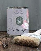 L'authentique Muurverf Krijtverf 2,5 L Lindegroen 14