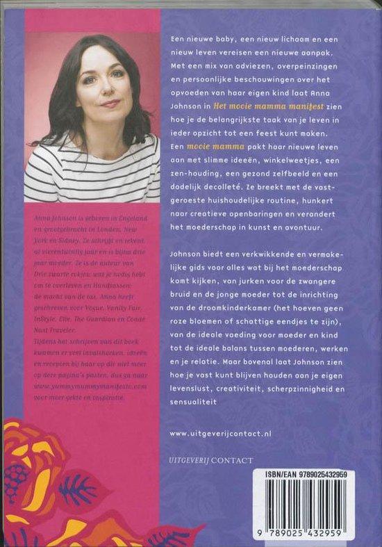 Het mooie mamma manifest - Anna Johnson  