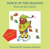 Dance of the Seasons Book & Coloring Book