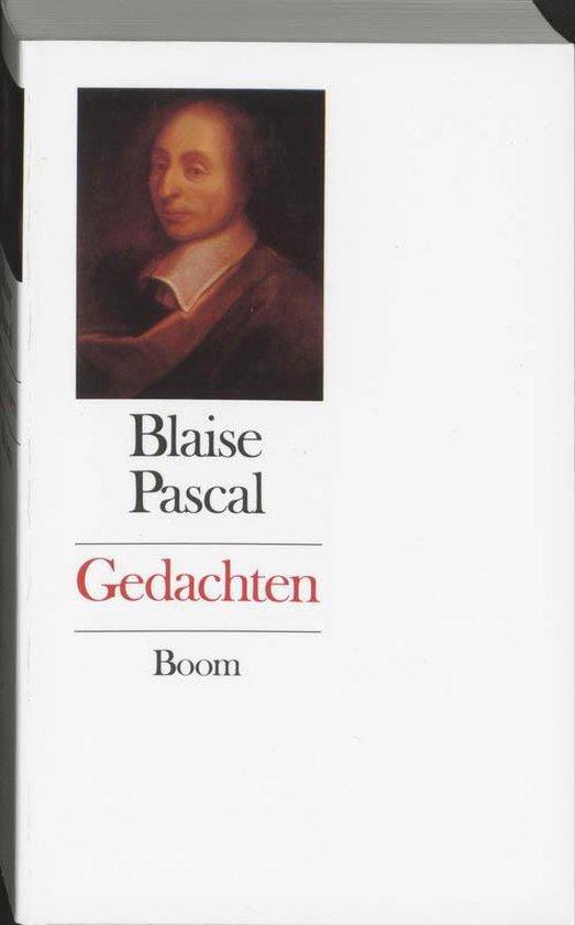 Gedachten - Blaise Pascal  