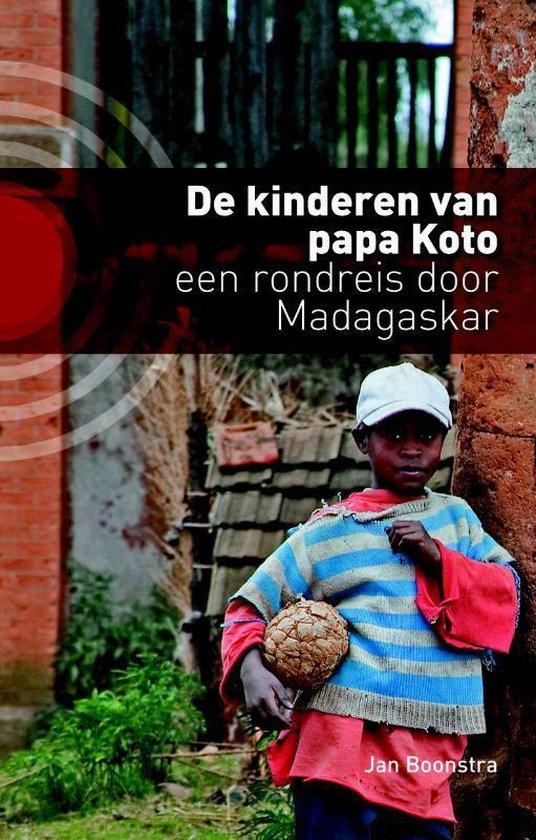De kinderen van papa Koto - Jan Boonstra | Fthsonline.com