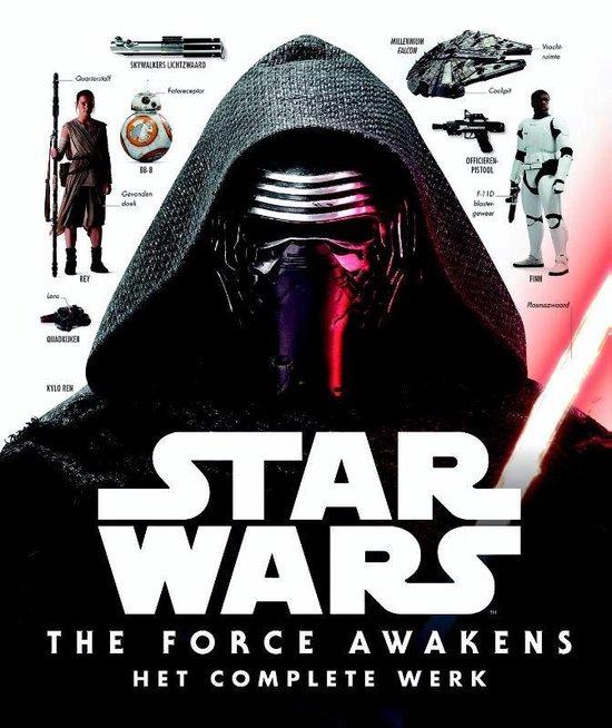 The force awakens - Pablo Hidalgo |