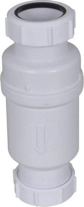 Walraven Macvalve-7 droog sifon waterslotloos