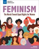 Boek cover Feminism van Jill Dearman