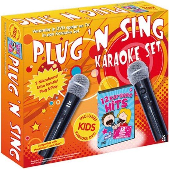 Karaoke Set + Dvd