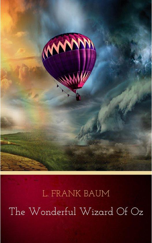 Boek cover The Wonderful Wizard of Oz van L. Frank Baum (Onbekend)