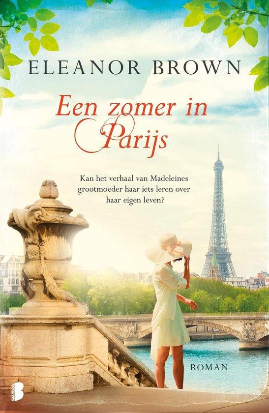 Een zomer in Parijs - Eleanor Brown  