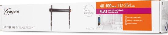 "Vogel's WALL 3305 Vaste tv-beugel 40""-100"""