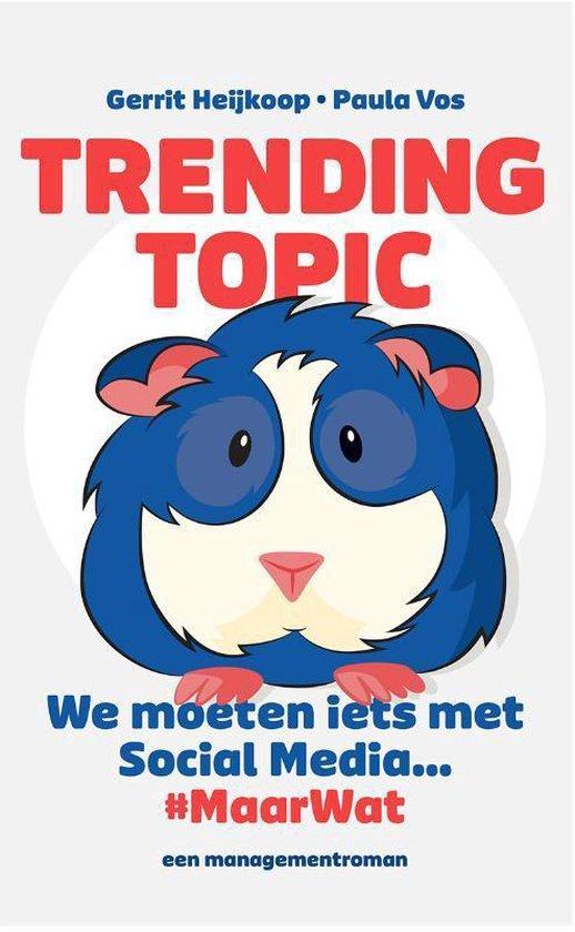 Trending Topic - Gerrit Heijkoop pdf epub