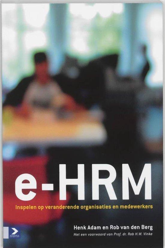 e-HRM - H. Adam |