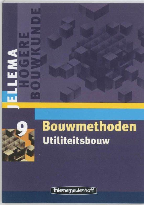 Jellema Bouwmethoden / 9 Utiliteitsbouw - Kamerling |