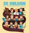 Afbeelding van het spelletje Fontaine Uitgevers 50 helden die de wereld mooier hebben ge