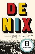 Boek cover De Nix van Nathan Hill