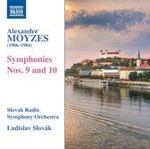 Alexander Moyzes: Symphonies Nos. 9 and 10