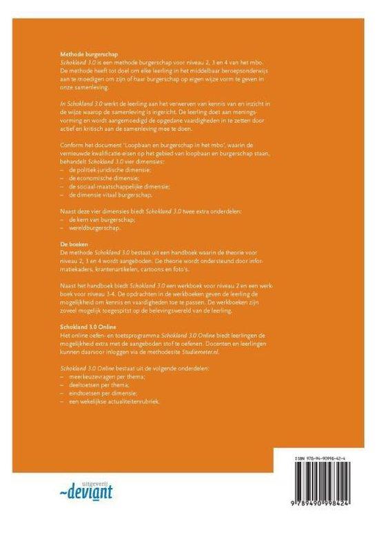 Schokland 3.0 Handboek - Jan Verwijlen |