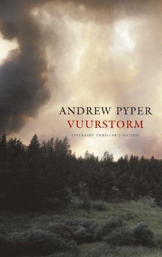 Vuurstorm - Andrew Pyper  