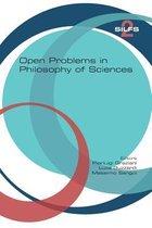 Open Problems in Philosophy of Sciences