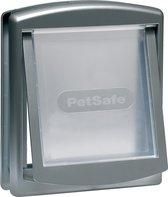 Petsafe 757 Hondenluik - Medium - Zilver/Tranparant