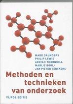 Methoden en technieken van onderzoek