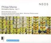 Philipp Maintz: Orchestra Works