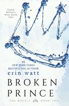 Boek cover Broken Prince van Erin Watt