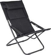Red Mountain relaxstoel - Bologna - 3D - Zwart