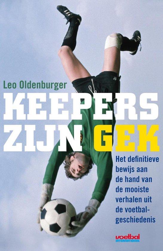 Keepers zijn gek - Leo Oldenburger | Readingchampions.org.uk