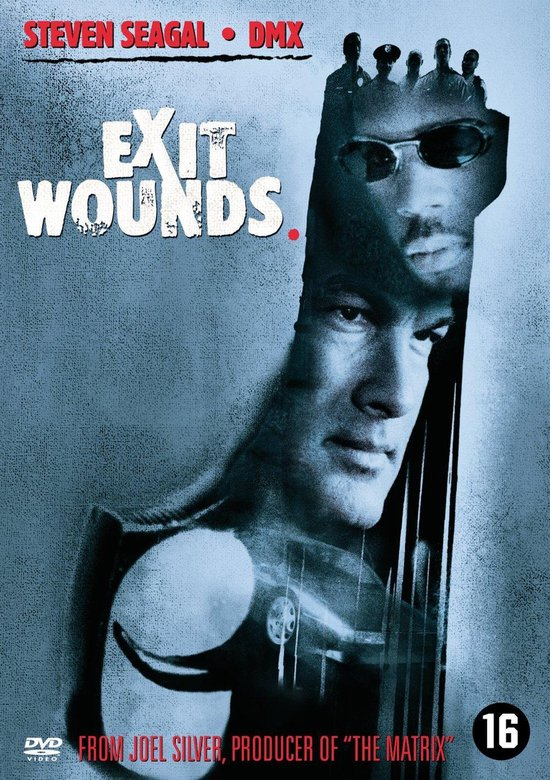 Cover van de film 'Exit Wounds'