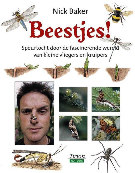 Beestjes! - Nick Baker pdf epub