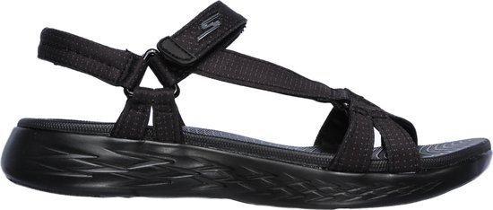 Skechers On-The-Go 600 - Brilliancy Sandalen Dames - Black - Maat 41 Ge43cFbz