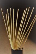 Geurstokjes 12st Bamboe 25cm - Navulling