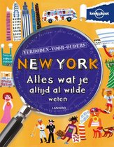 Lonely planet - verboden voor ouders - Lonely planet verboden voor ouders New York