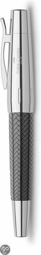 Faber Castell roller E-motion Parket zwart