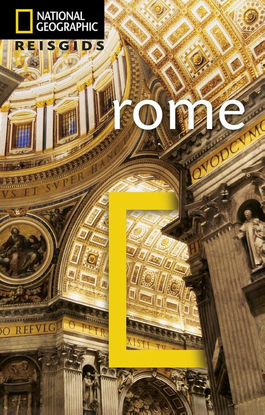 National Geographic Reisgids - Rome - National Geographic Reisgids |