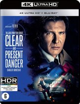 Clear And Present Danger (4K Ultra Hd Blu-ray)