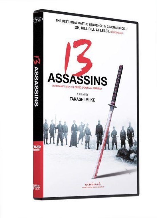 Cover van de film '13 Assassins'