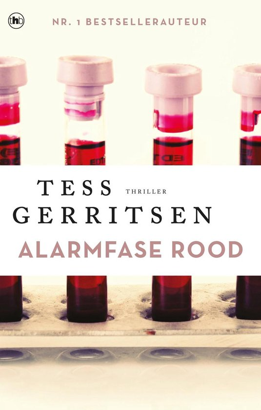 Alarmfase Rood - Tess Gerritsen pdf epub